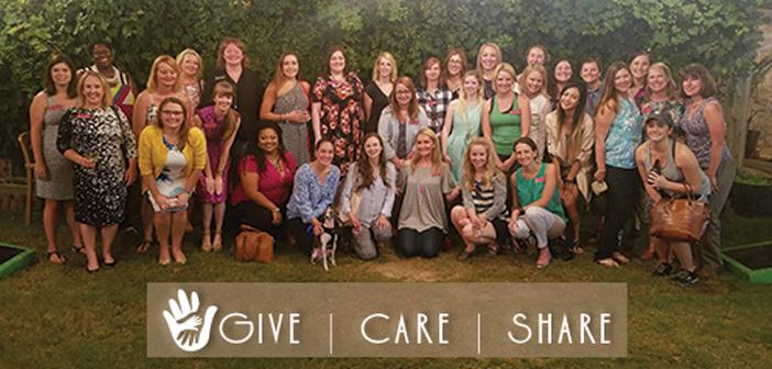 Give, Care, Share: Junior League of Pensacola