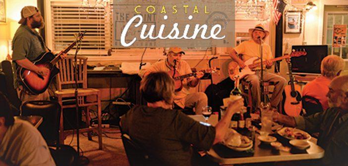 Coastal Cuisine: The Point Restaurant