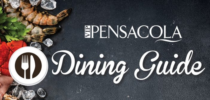 Pensacola Dining Guide 2017