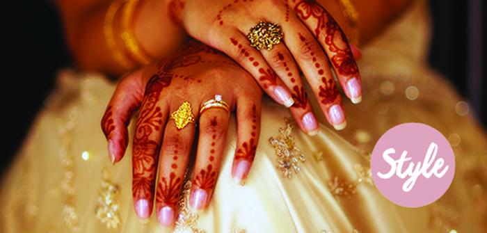 Pensacola Style – Wedding Henna