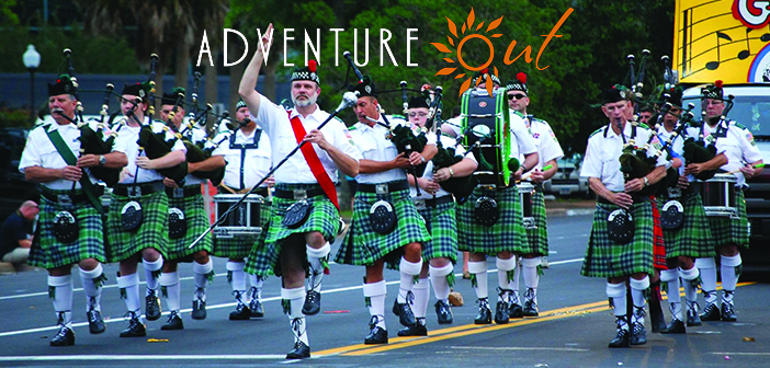 Adventure Out – PROFILE – McGuire's Irish Pub Pipe Band