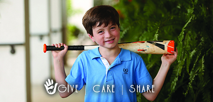 Give Care Share – Rally!
