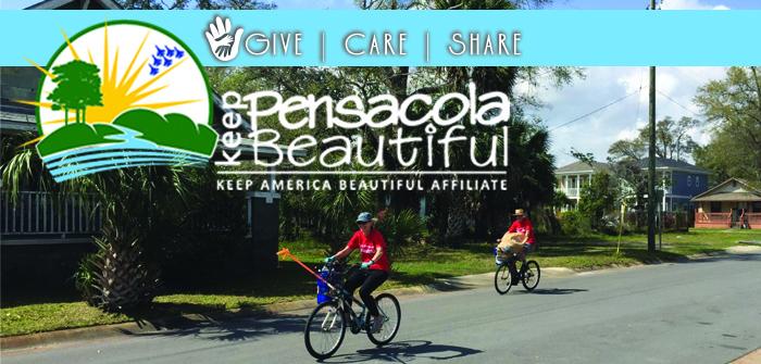 Give Care Share – Keep Pensacola Beautiful