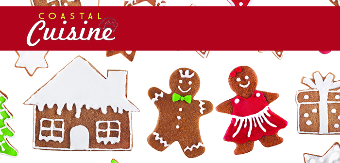 Visions of Gingerbread Danced in Their Heads