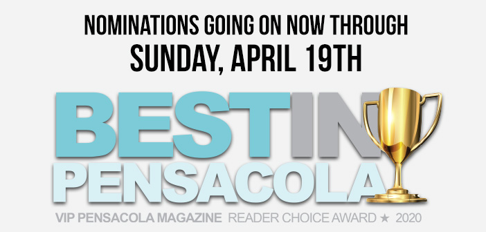 Best in Pensacola Nomination Categories