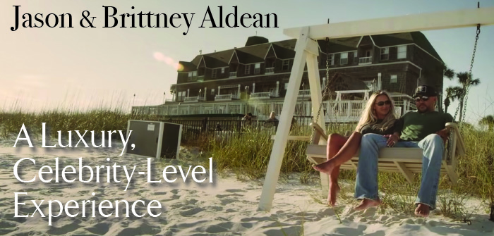Jason & Brittney Aldean – A Luxury, Celebrity-Level Experience
